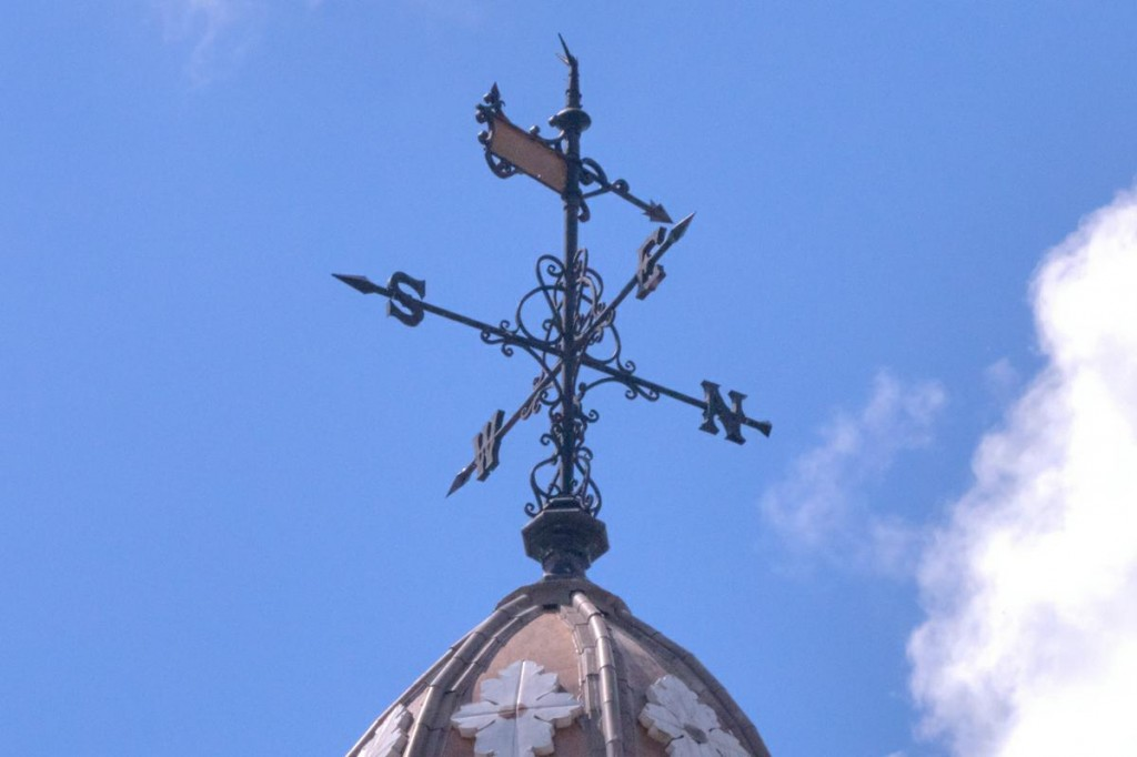 Wayne County Courthouse Weathervane