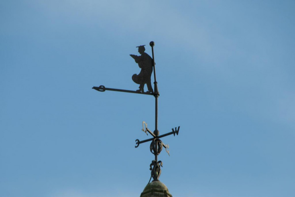 Kenyon College Weathervane