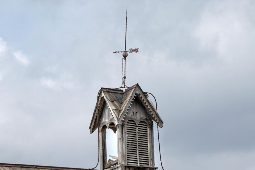 Arrow Lightning Rod Weathervane